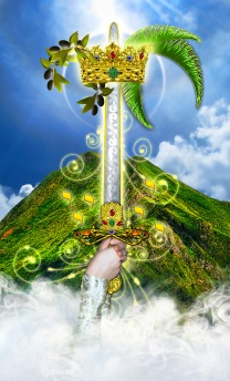 illuminatti Ace of swords