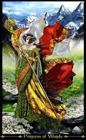 illuminati princess of wands